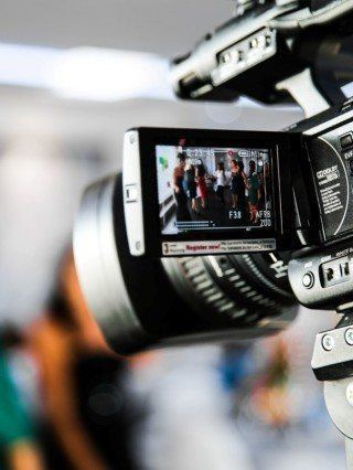 Фото и видеосъёмка торжества