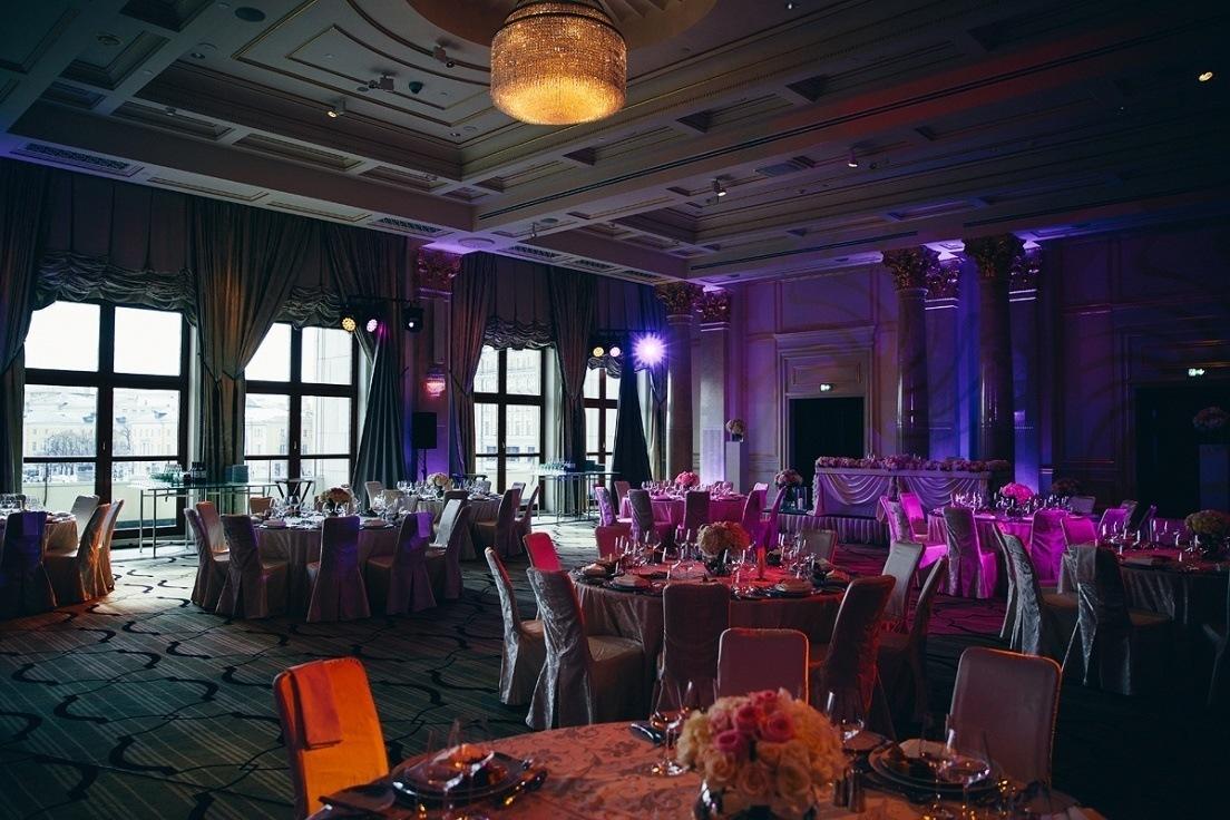 Подбор места для свадьбы или торжества
