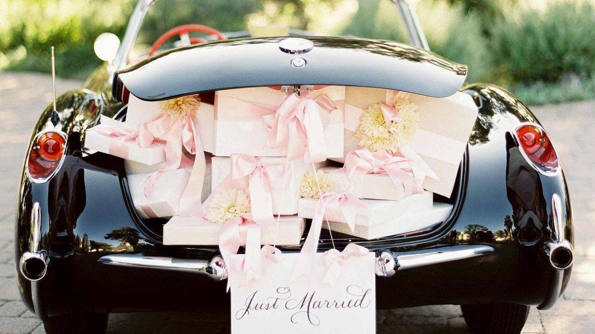 Транспорт на свадьбу или торжество