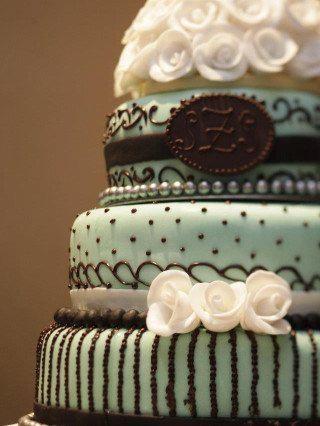 Выбор торта на свадьбу или торжество